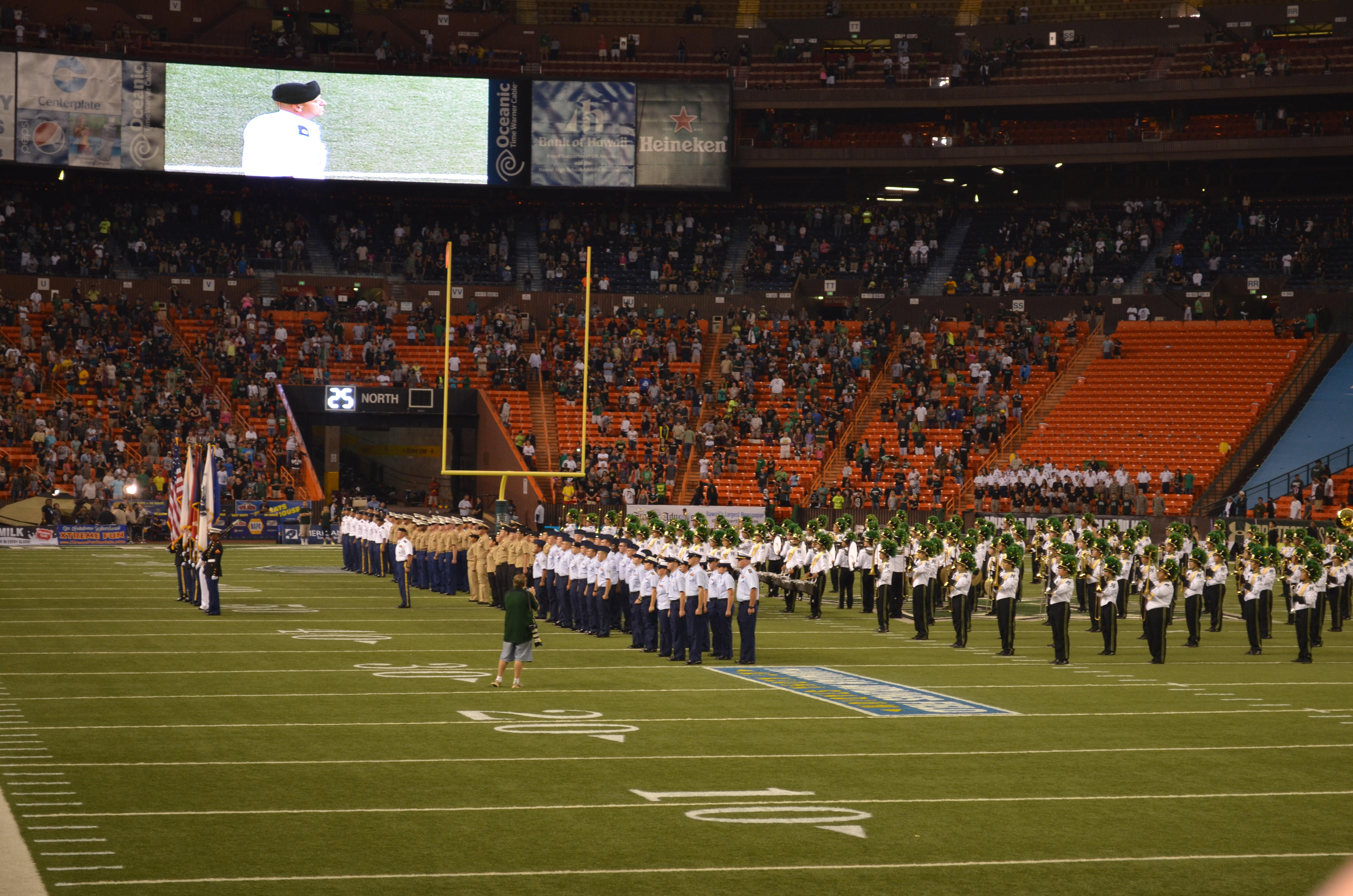 aloha stadium | Sink Or Swim